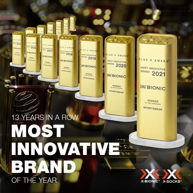 Innovativste Marke des Jahres