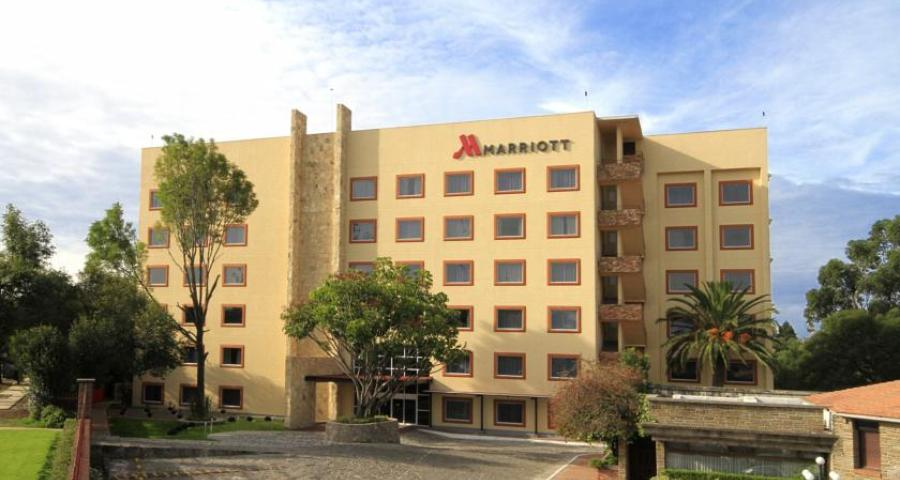 Marriott Puebla