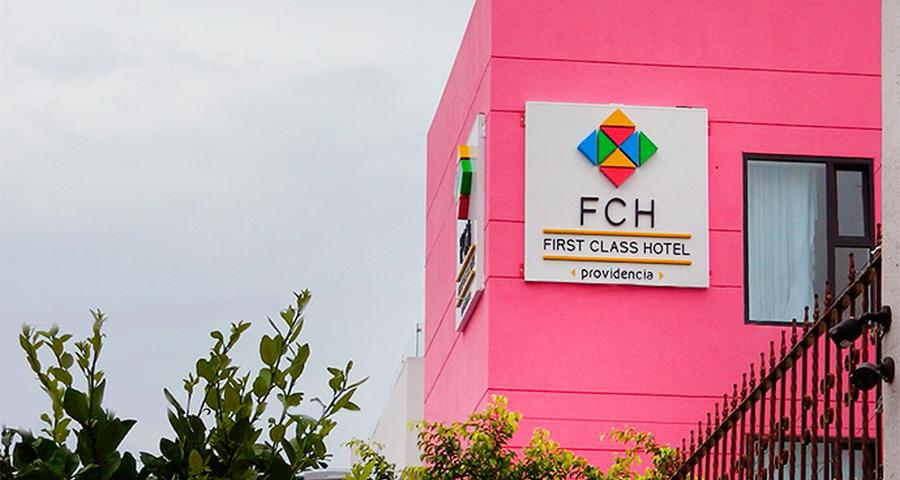 FCH Providencia Urban Boutique - Adults Only