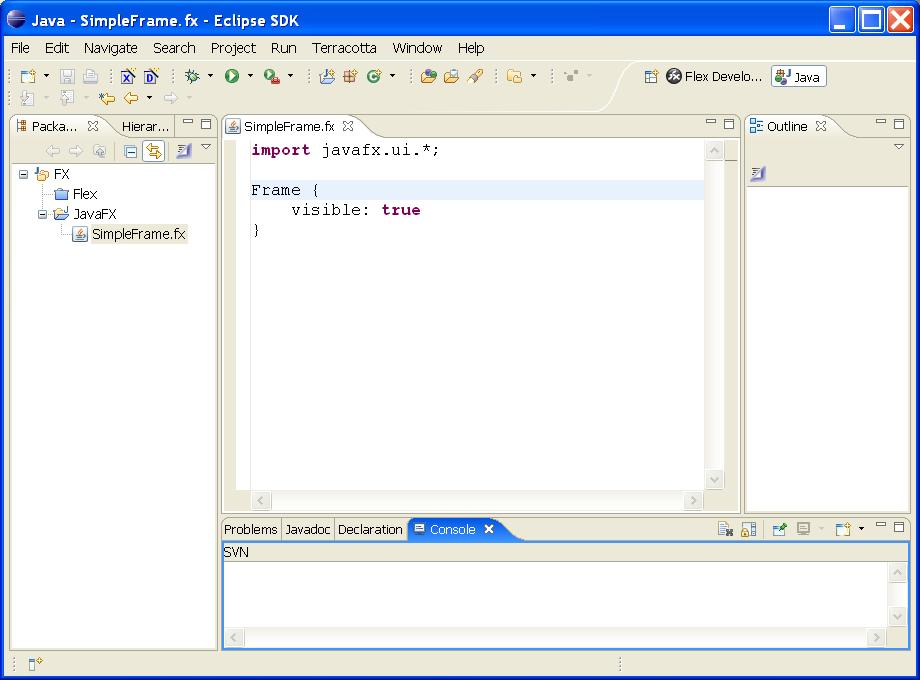 JavaFX or Flex? — Xebia Blog
