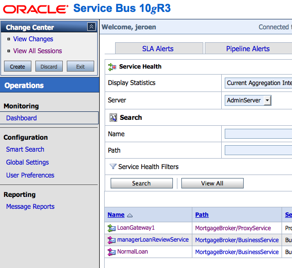 Installing Oracle Service Bus 10gR3 on Mac Os X — Xebia Blog