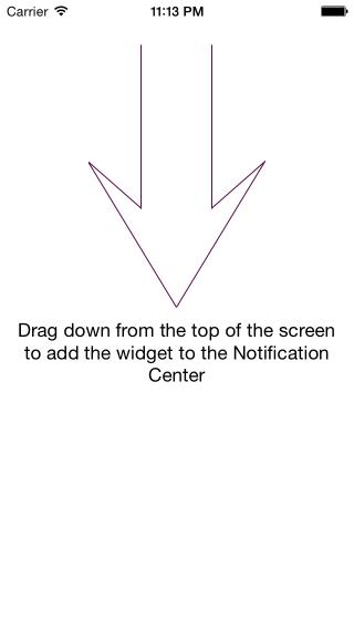 iOS Today Widget in Swift - Tutorial — Xebia Blog
