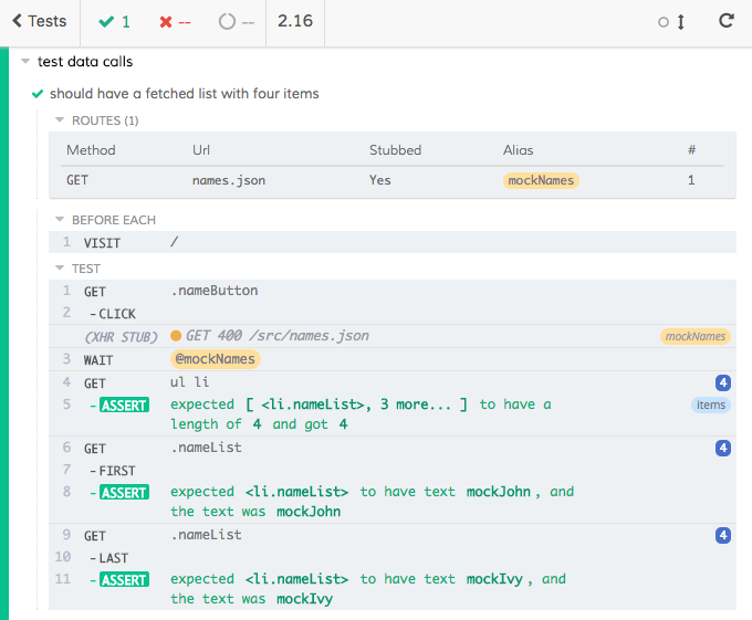 Cypress - Dealing with flaky tests — Xebia Blog
