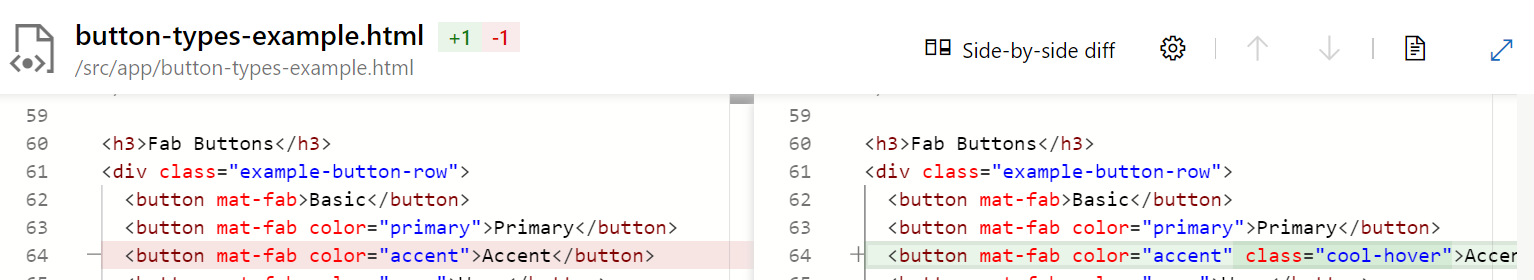 button HTML