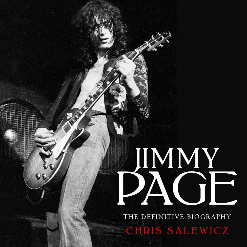 Jimmy Page: The Definitive Biogr...
