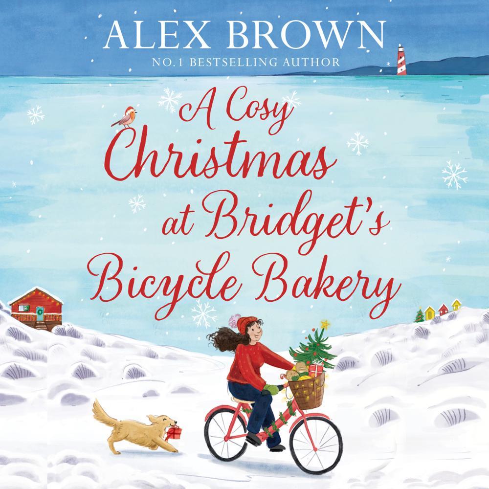 A Cosy Christmas at Bridget's Bicycle Bakery
