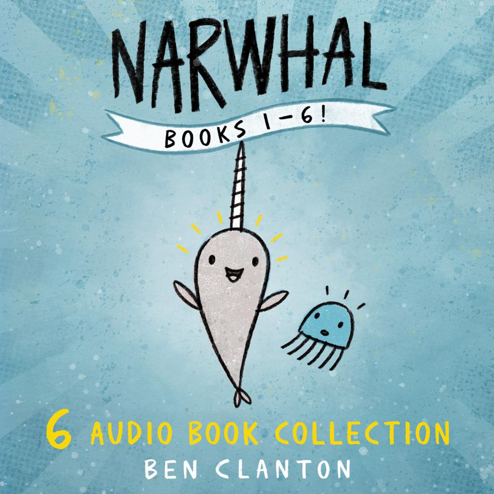 Narwhal and Jelly Audio Bundle