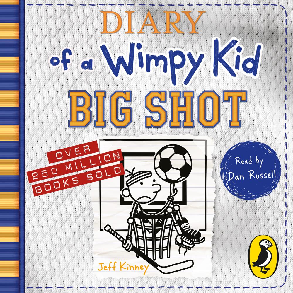 Diary of a Wimpy Kid: Big Shot (...