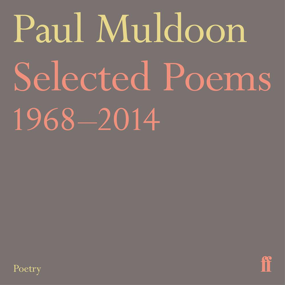 Selected Poems 1968–2014