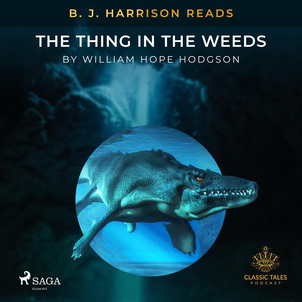 B. J. Harrison Reads The Thing i...