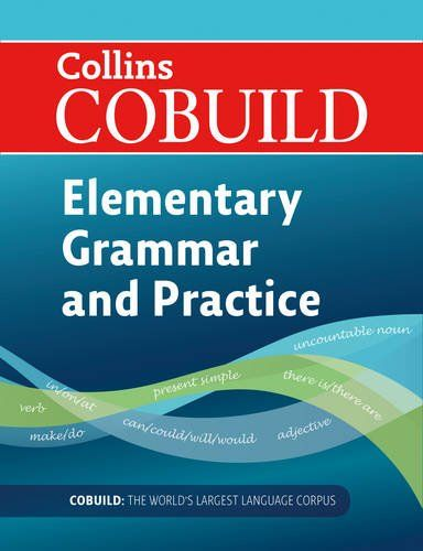 9780007423712 image COBUILD Elementary English Grammar and Practice
