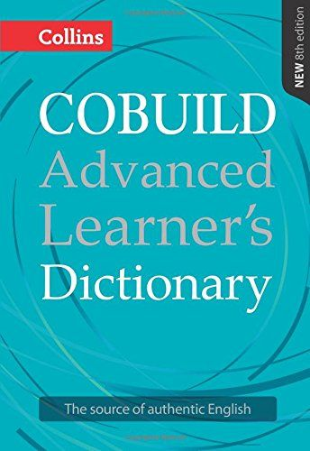 9780007580583 image Collins COBUILD Advanced Learner's Dictionary
