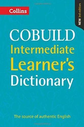 9780007580606 image Collins COBUILD Intermediate Learner's Dictionary