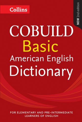 9780008135799 image Collins COBUILD Basic American English Dictionary