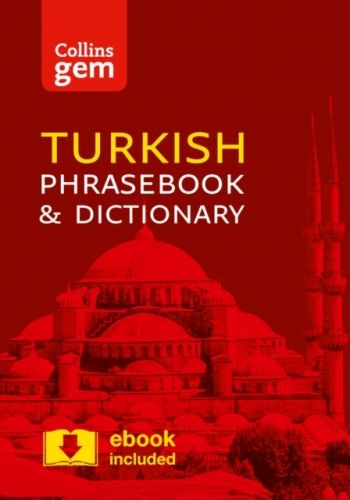 Collins Turkish Phrasebook and Dictionary Gem Edition