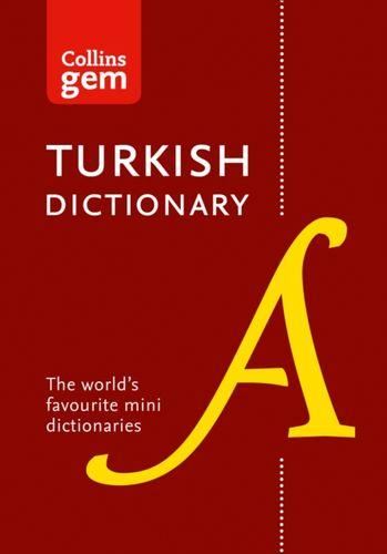 Collins Turkish Gem Dictionary