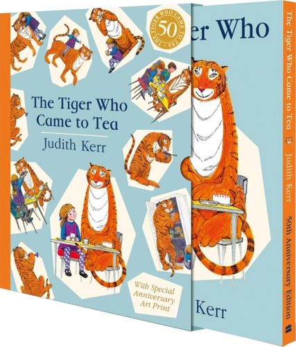 Tiger Who Came to Tea Gift Edition