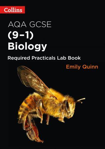 AQA GCSE Biology (9-1) Required Practicals Lab Book