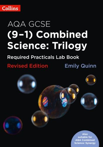 AQA GCSE Combined Science (9-1) Required Practicals Lab Book