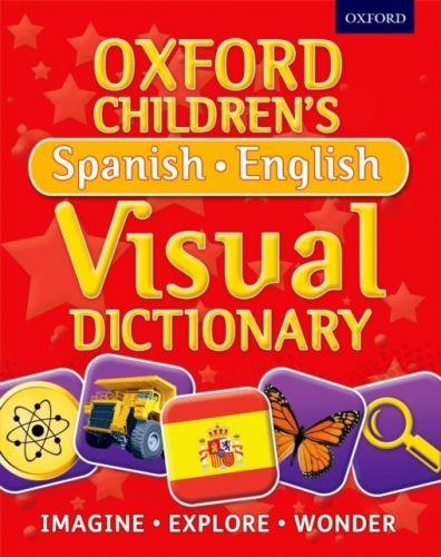 Oxford Children's Spanish-English Visual Dictionary