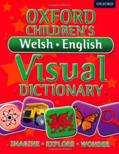 9780192735638 image Oxford Children's Welsh-English Visual Dictionary