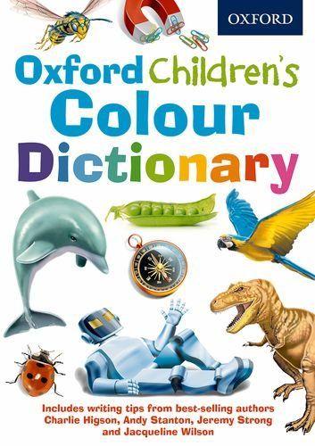 9780192737540 image Oxford Children's Colour Dictionary