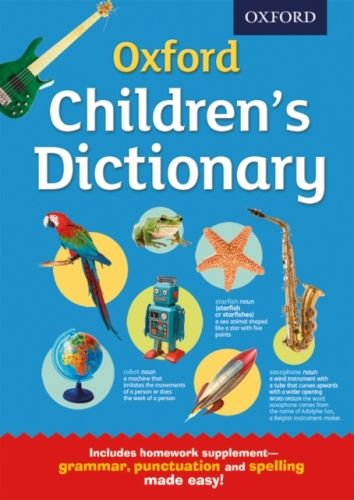 9780192744012 image Oxford Children's Dictionary