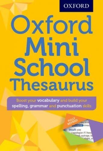 Oxford Mini School Thesaurus
