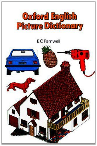 Oxford English Picture Dictionary (Paperback)