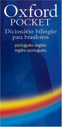 Oxford Pocket Dicionario bilingue para brasileiros