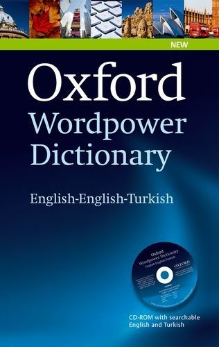9780194323406 image Oxford Wordpower Dictionary English-English-Turkish