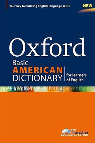 9780194399692 image Oxford Basic American Dictionary for learners of English