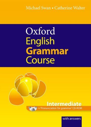 9780194420822 image Oxford English Grammar Course: Intermediate: with Answers CD-ROM Pack