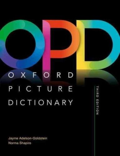 9780194505291 image Oxford Picture Dictionary: Monolingual (American English) Dictionary