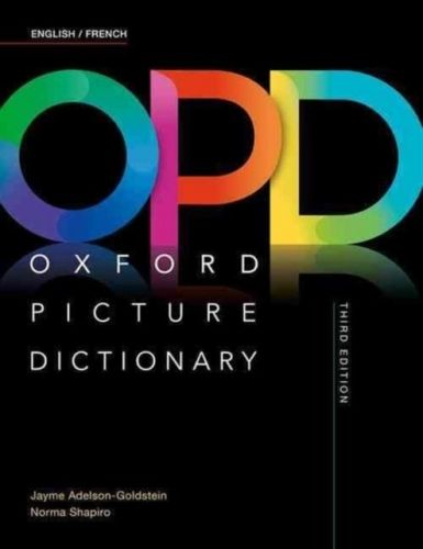9780194505338 image Oxford Picture Dictionary: English/French Dictionary
