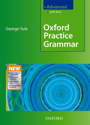 9780194579827 image Oxford Practice Grammar: Advanced: with Key Practice-Boost CD-ROM Pack