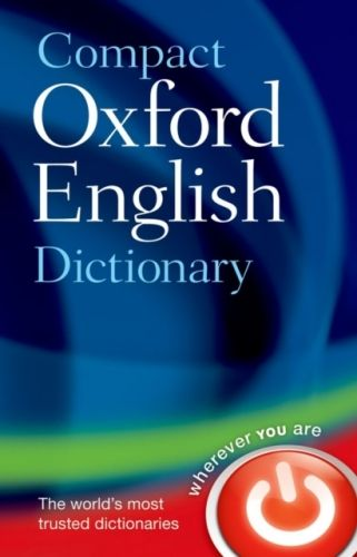 9780199532964 image Compact Oxford English Dictionary of Current English