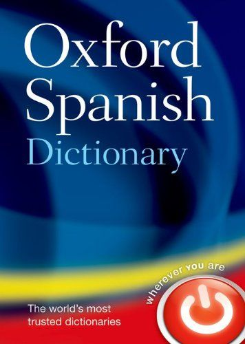 9780199543403 image Oxford Spanish Dictionary