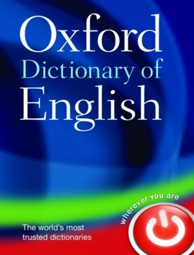 9780199571123 image Oxford Dictionary of English