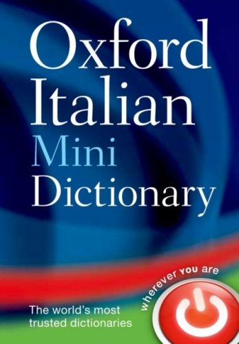 9780199692651 image Oxford Italian Mini Dictionary