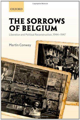 9780199694341 image Sorrows of Belgium