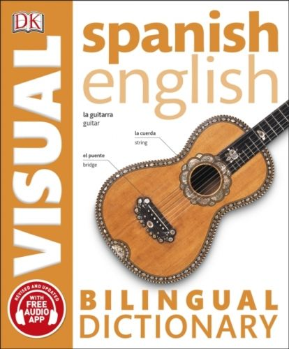 9780241292433 image Spanish-English Bilingual Visual Dictionary