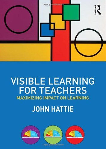 9780415690157 image Visible Learning for Teachers