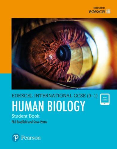 Edexcel International GCSE (9-1) Human Biology Student Book: print and ebook bundle