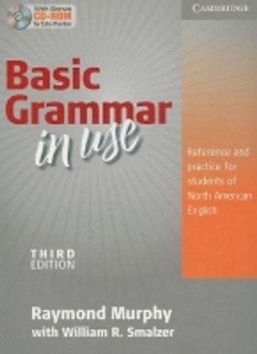 Basic Grammar in Use Student's Book without Answers and CD-ROM