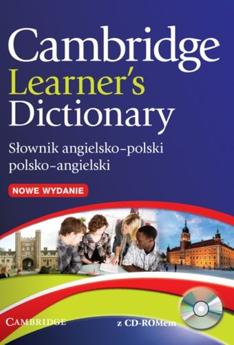 9780521170932 image Cambridge Learner's Dictionary English-Polish with CD-ROM