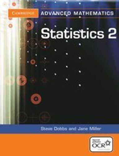 Statistics 2 for OCR