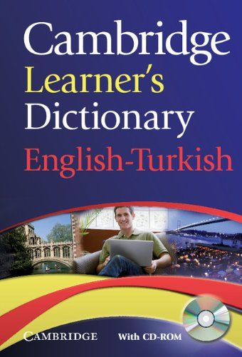 9780521736435 image Cambridge Learner's Dictionary English-Turkish with CD-ROM