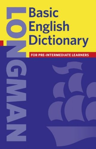 9780582438507 image Basic English Dictionary 3rd Edition