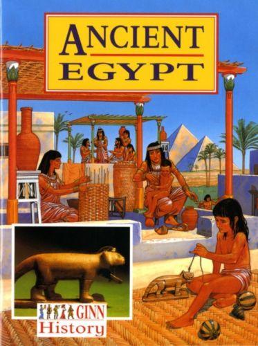 Ginn History Key Stage 2 Ancient Egypt Pupil`S Textbook